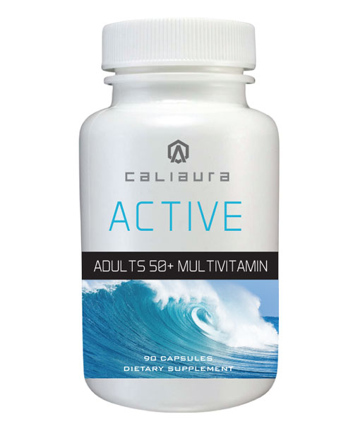 Adults 50+ Multivitamin